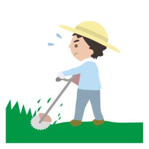 草刈り機の使い方で注意することは?刃の選び方やコツを伝授