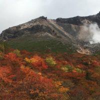 茶臼岳(那須岳)の紅葉おすすめコース、山頂の景色と姥ヶ平どっちが綺麗?