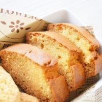 パウンドケーキが崩れてしまう!焼き直しはできる?失敗した時のアレンジ方法