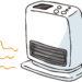 石油ファンヒーターが点火しない白煙が!メンテナンスと故障の修理方法